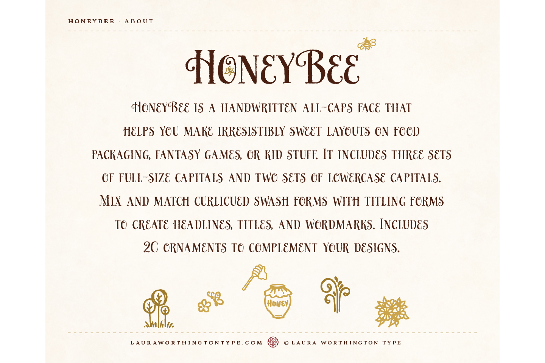 HoneyBee example image 3