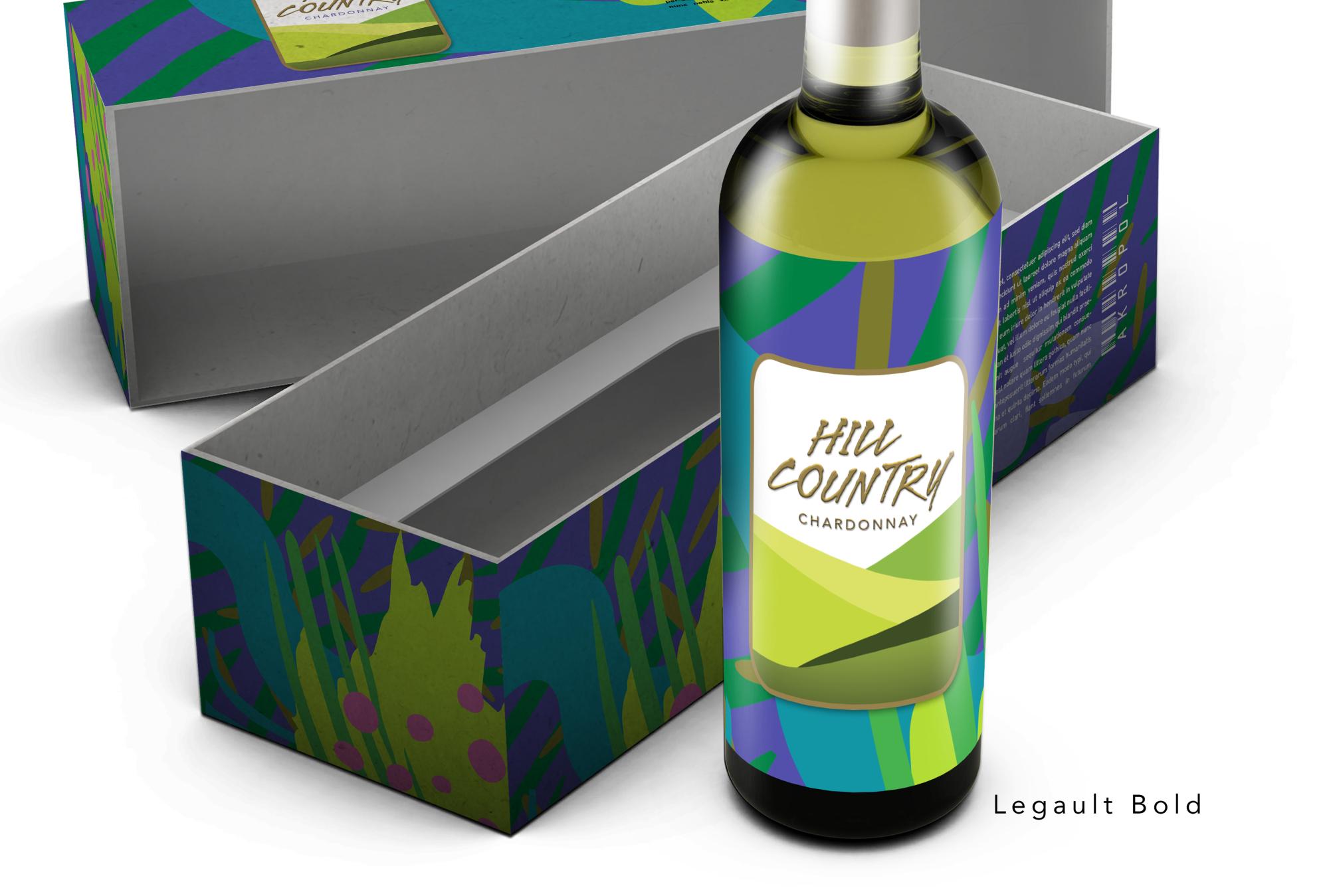 Legault Bold example image 5