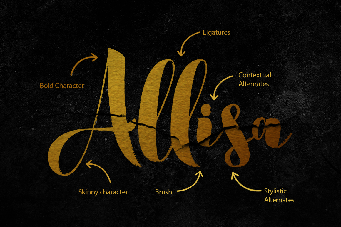 Willona Typeface example image 3