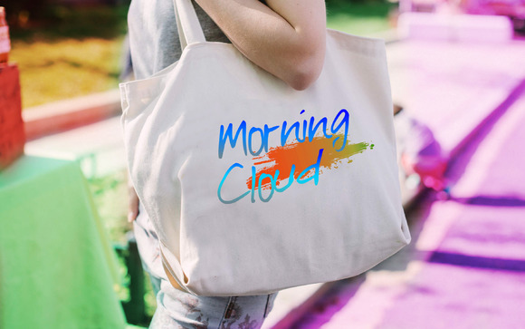 Morning Cloud Font example image 4