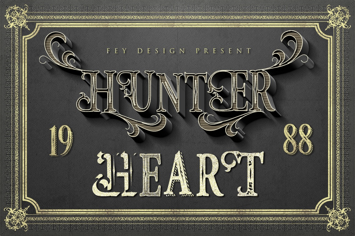 Hunter Heart example image 1