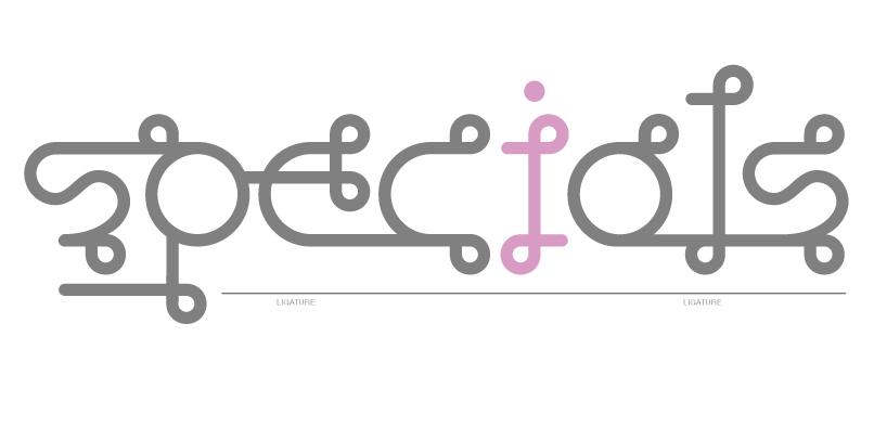 Vindaloo typeface layout 13