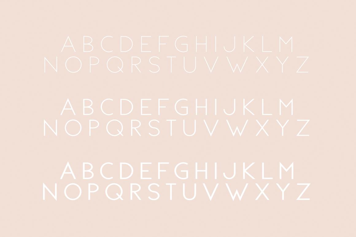 Denver | A Romantic Sans Serif example image 2