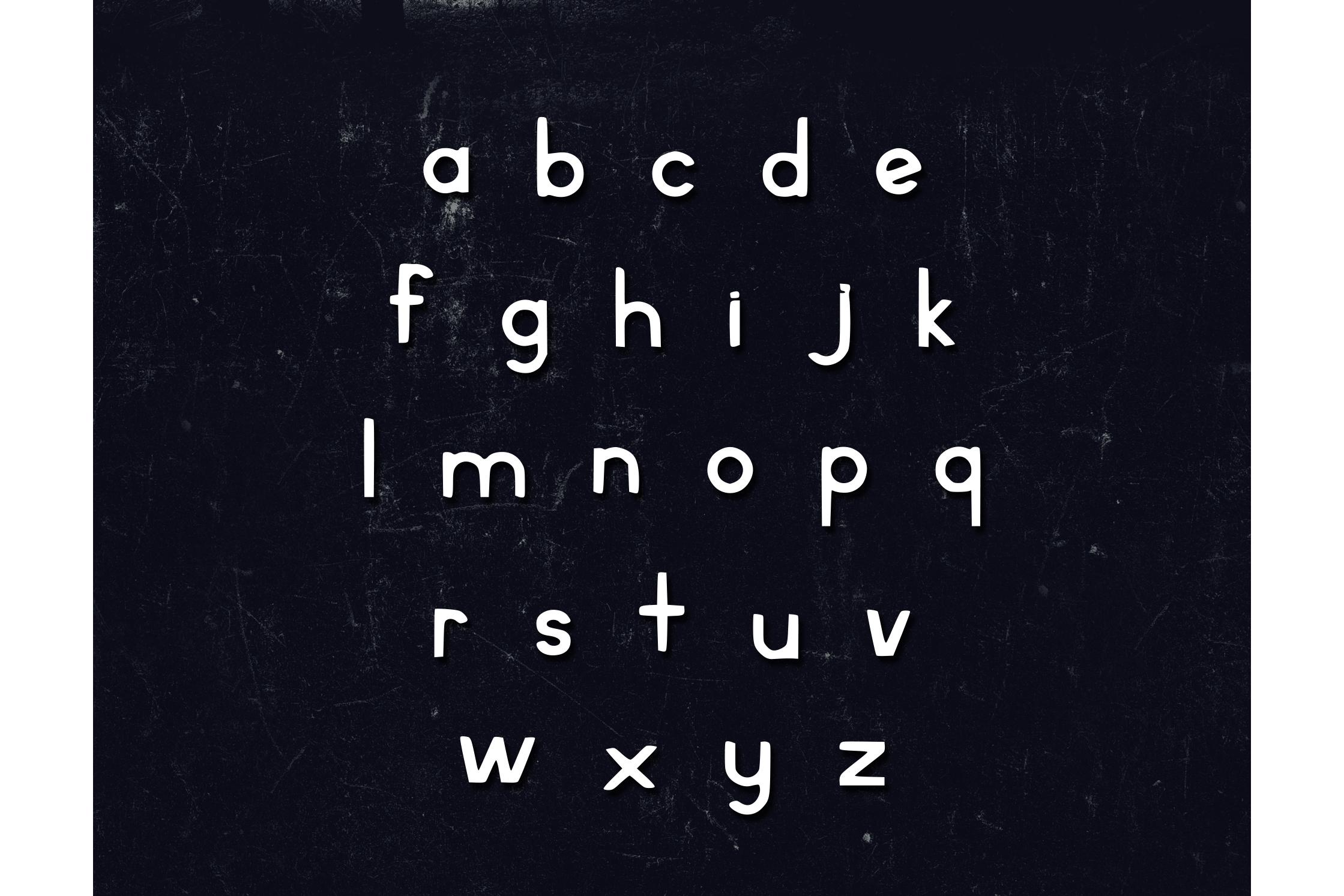 Korra Typeface example image 2