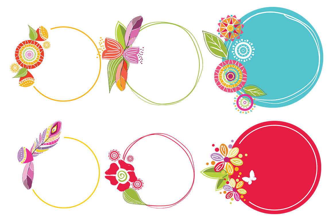Playful Summer Colorful Bohemian example image 11