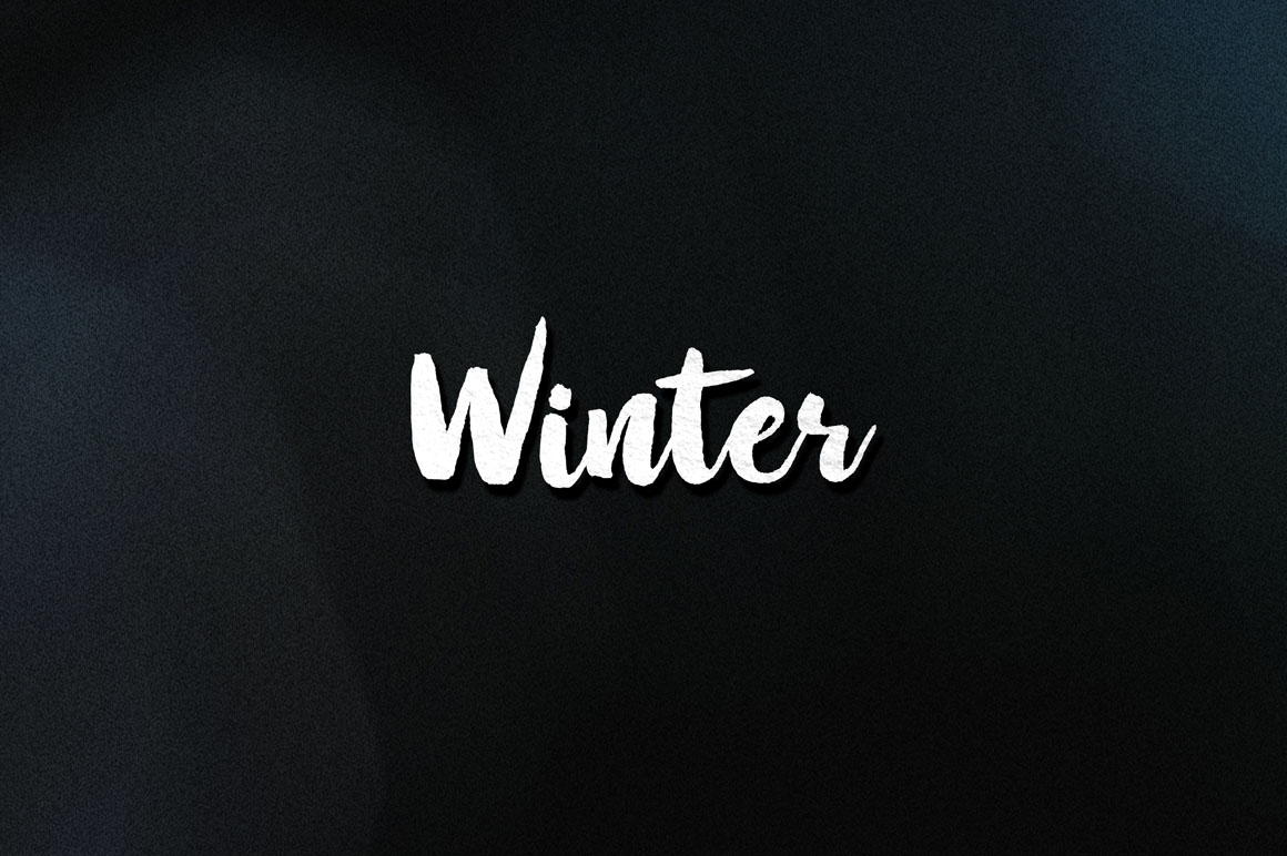 Winter Brush - New Update example image 7