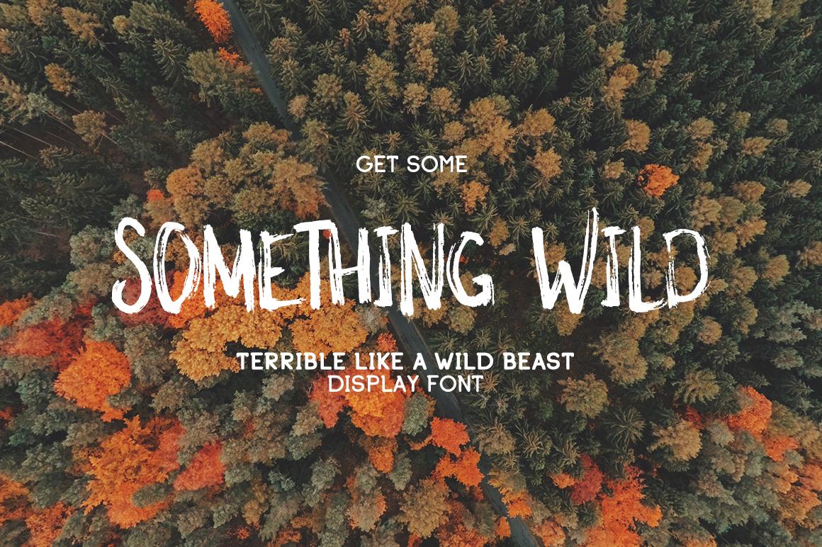 Something Wild example image 1