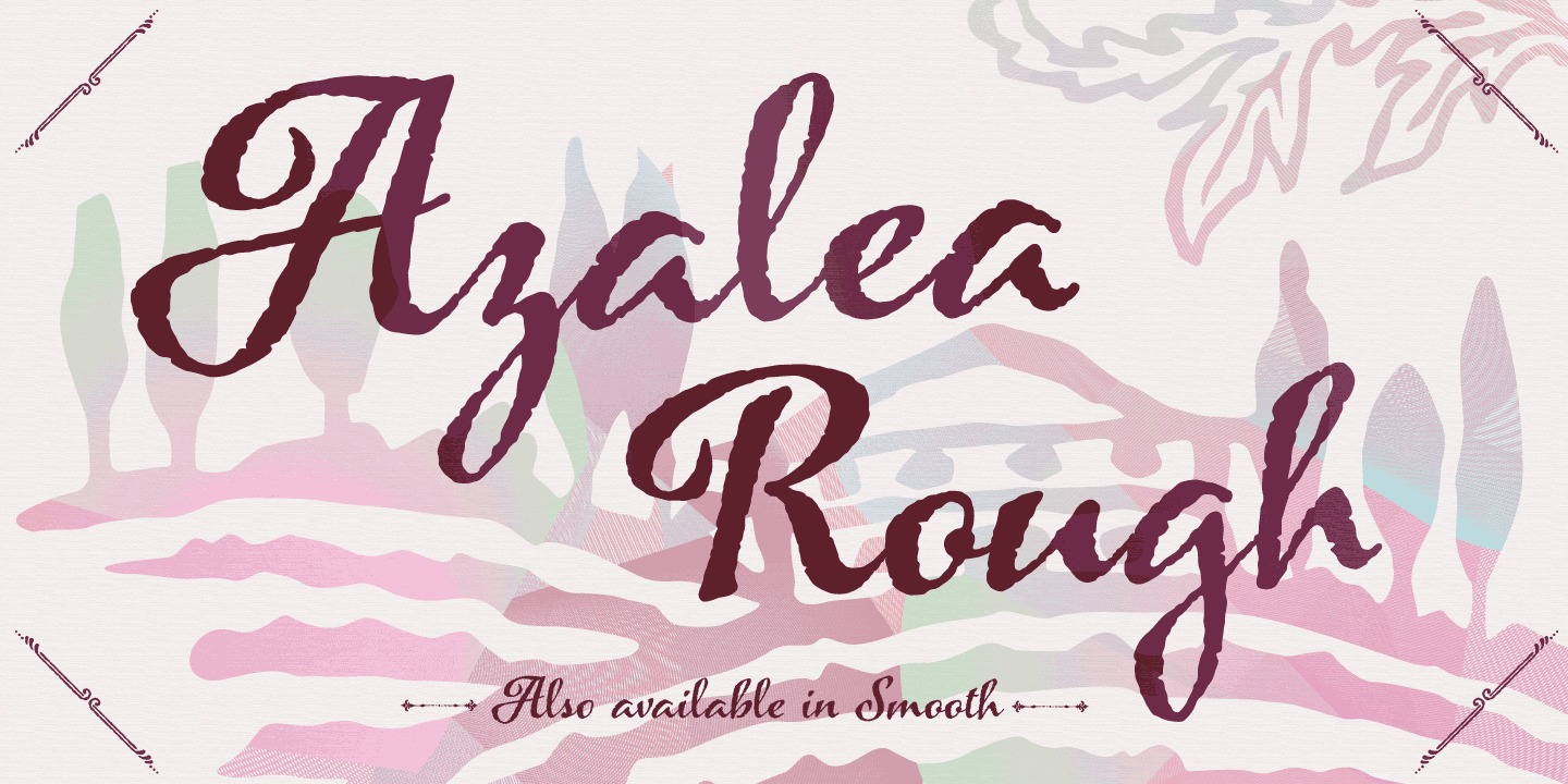 Azalea Rough example image 2