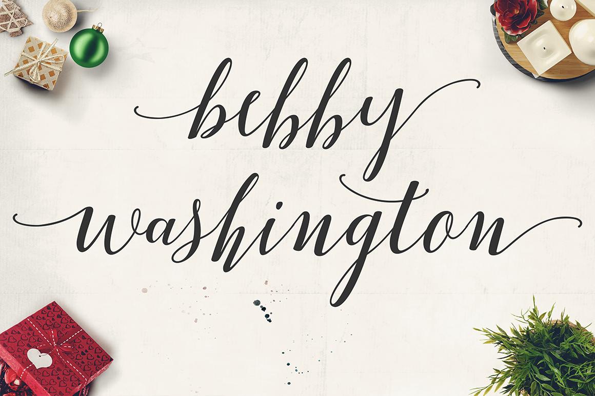 Bebby Washington example image 6