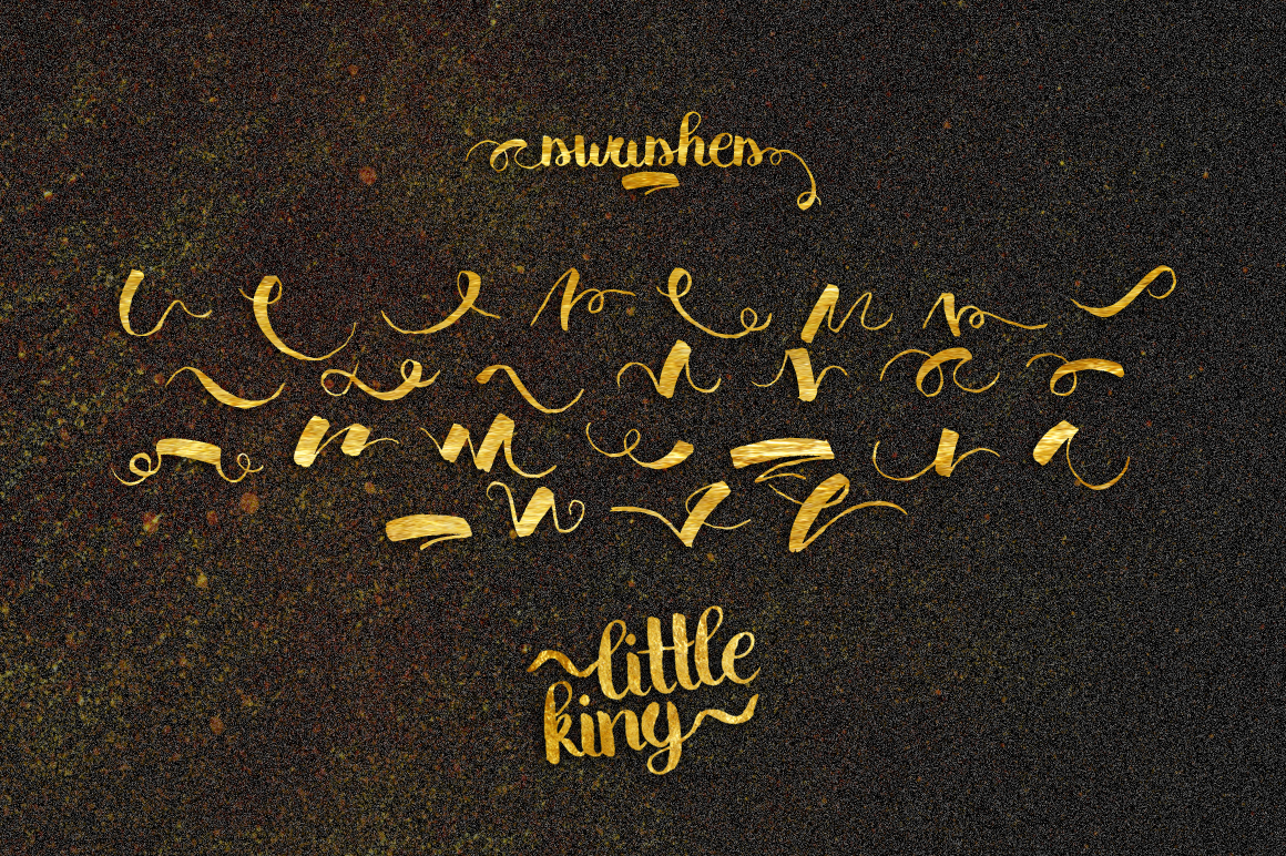 Little King Script example image 3