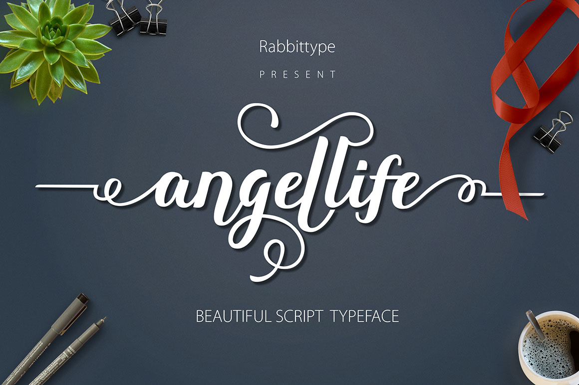 ANGELLIFE Beauty Script example image 1