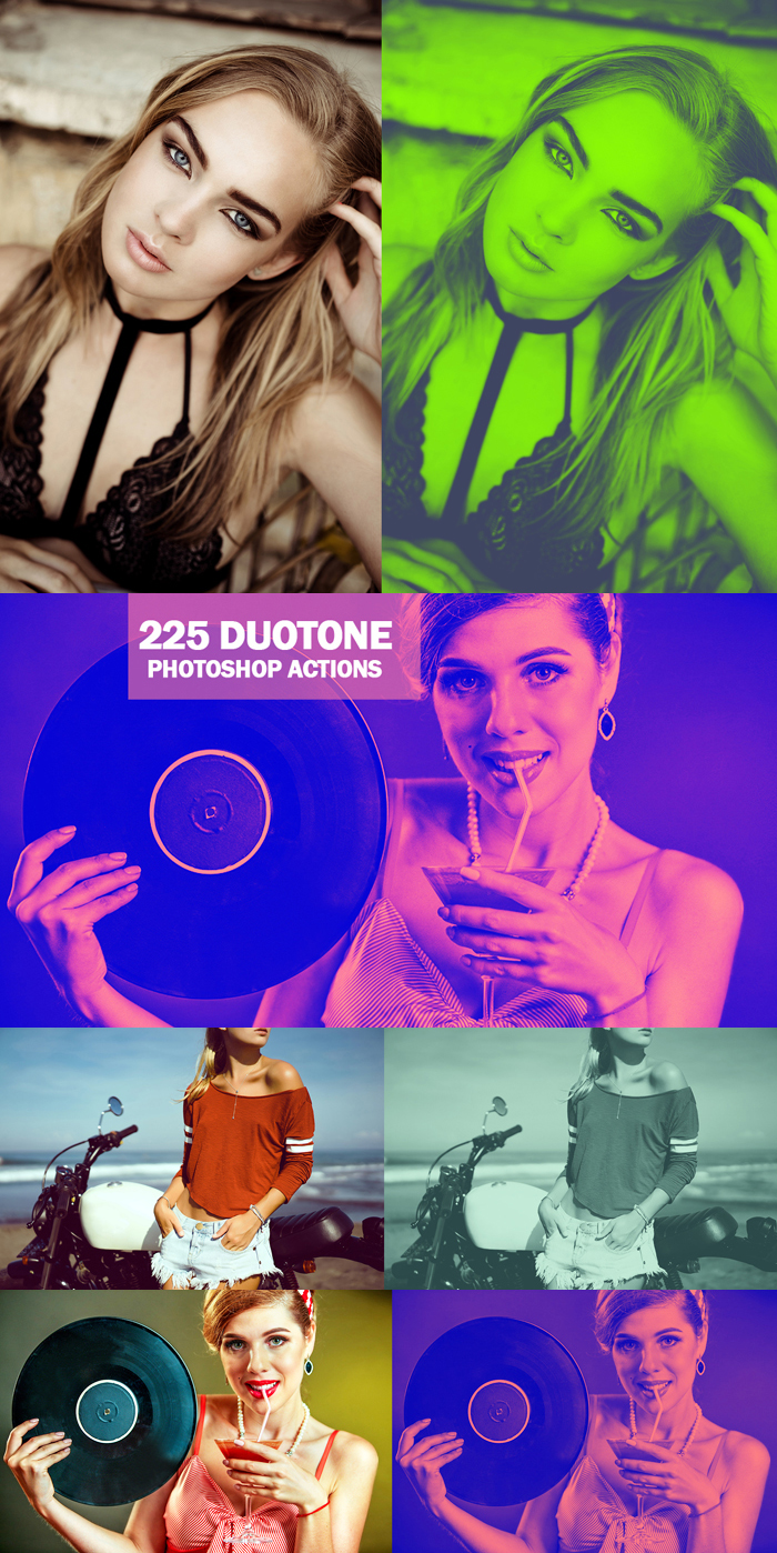 1850 Photoshop Actions example image 28