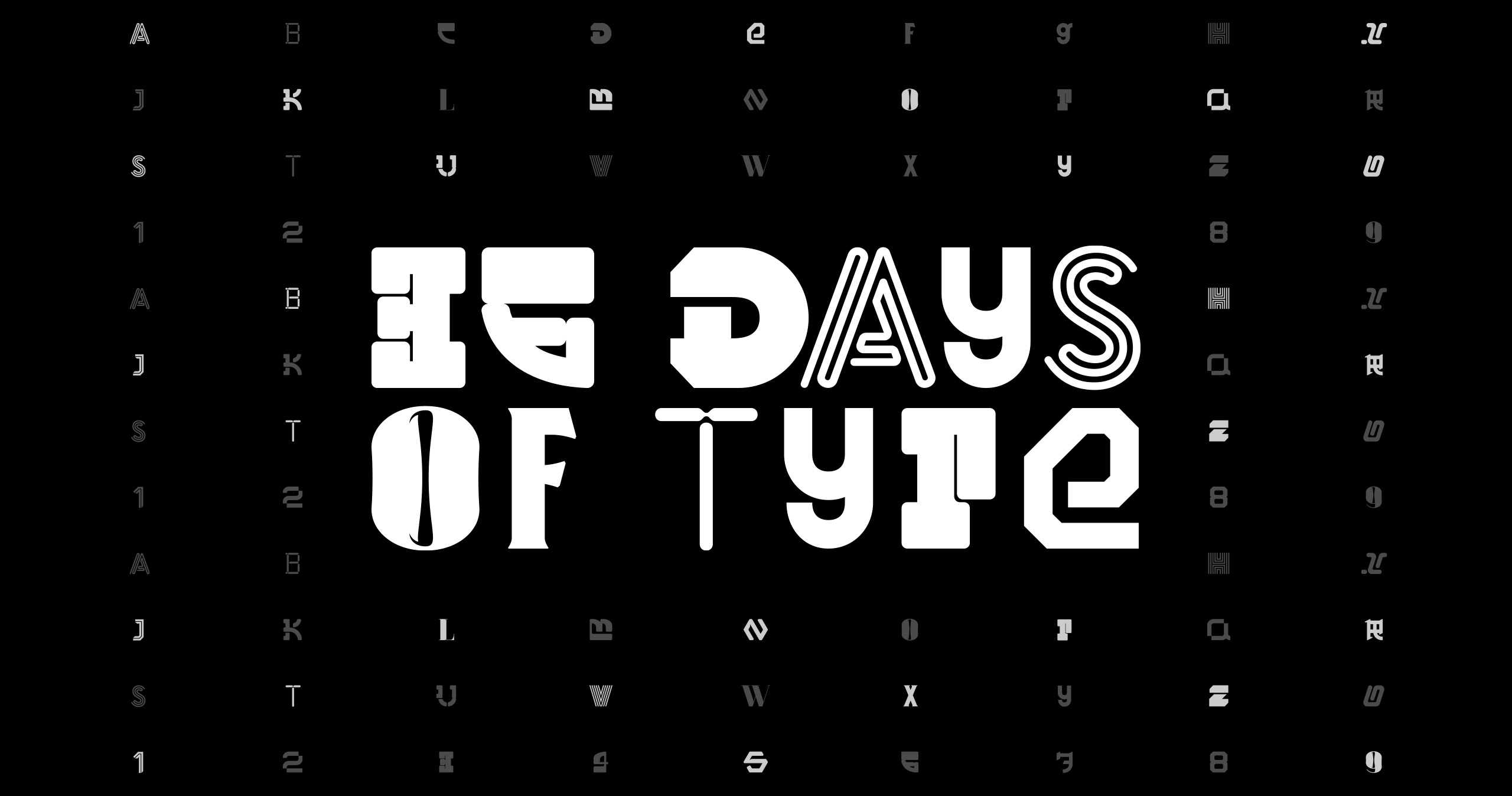 36 Days of Type example image 1