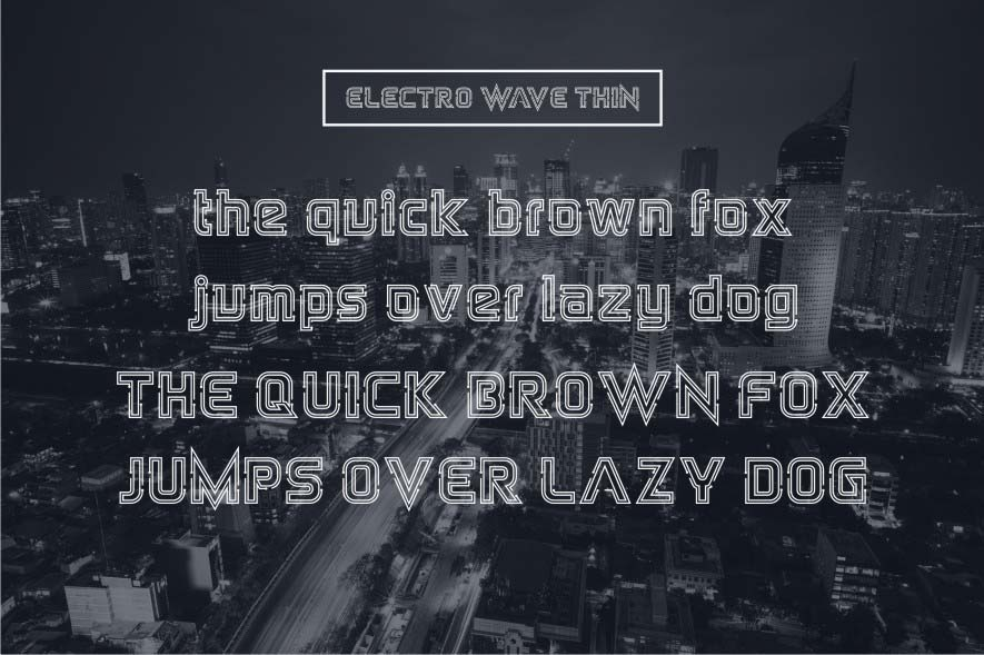 Electro Wave example image 12