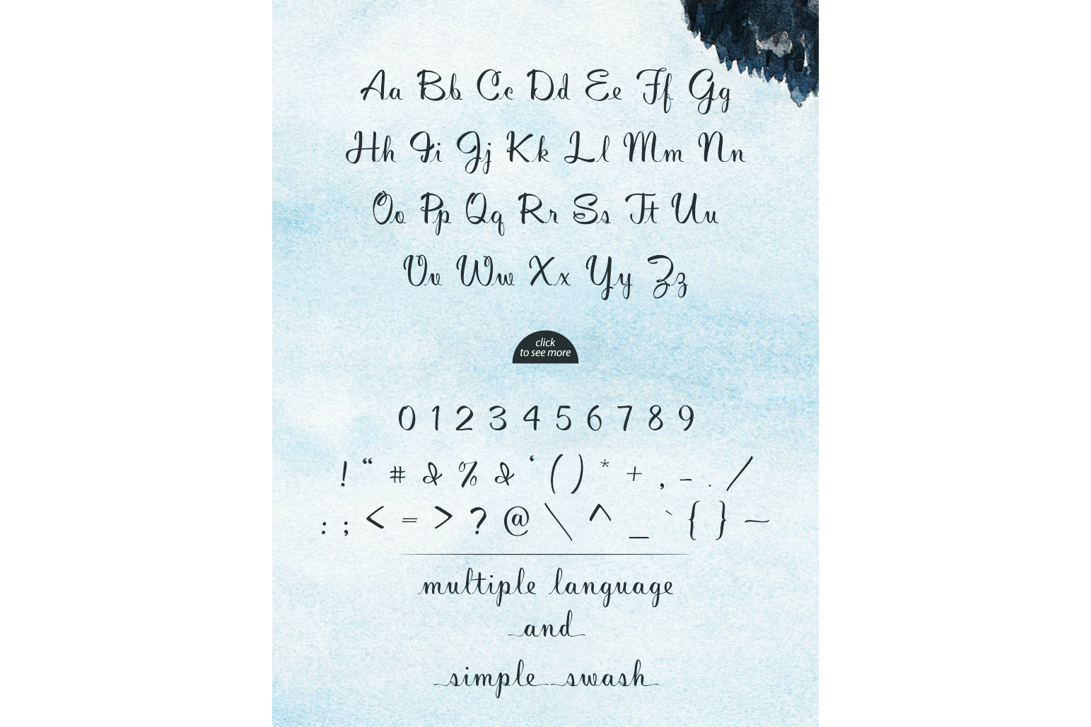 Qeyla Script example image 5