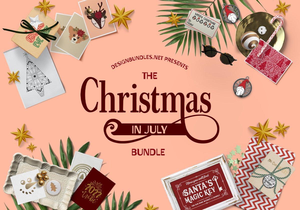 The Christmas In July Bundle Cover