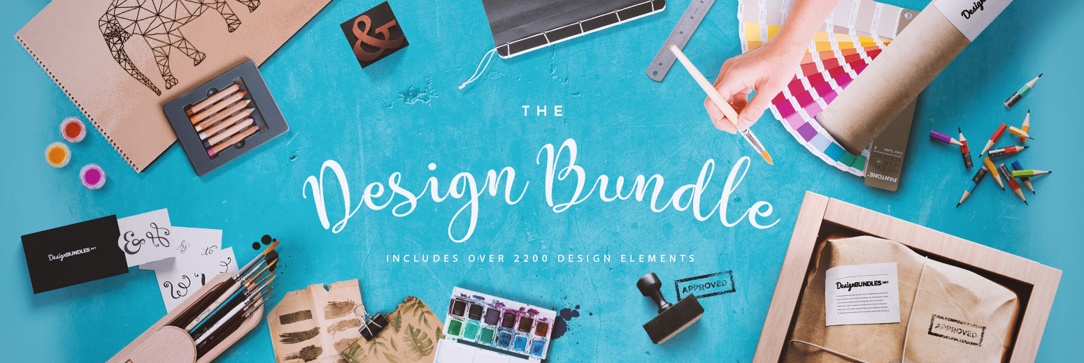 The Design Bundle Cover