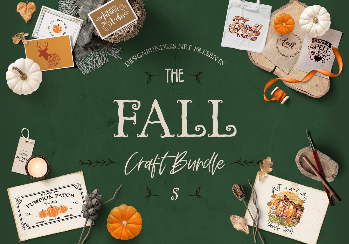The Fall Craft Bundle 5 Cover
