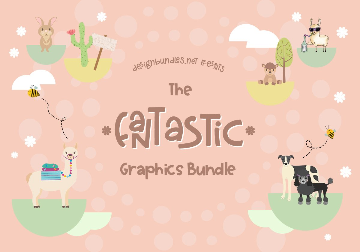 Download The Fantastic Graphics Bundle Designbundles