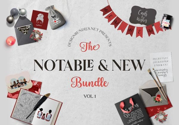The Notable & New Bundle 1 Cover