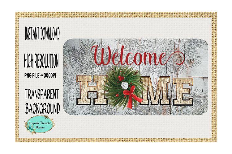 Christmas Welcome Home