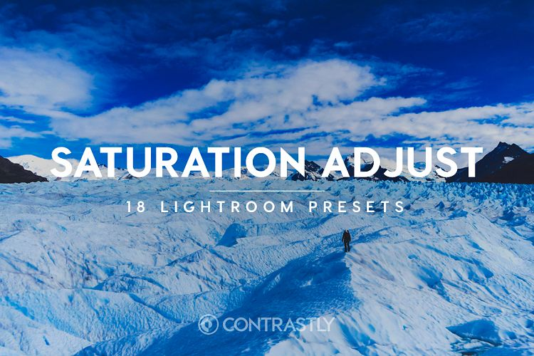 Saturation Adjustments Lightroom Presets example image 1