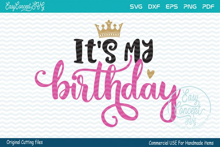 It's My Birthday example image 1