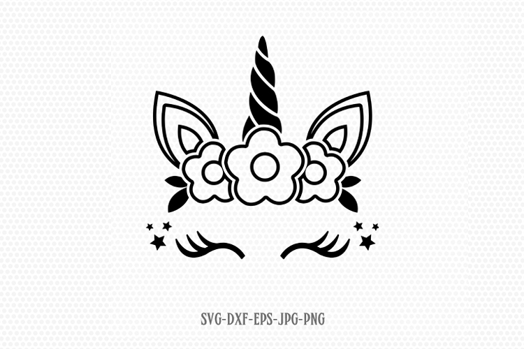 unicorn svg, unicorn eyelashes, unicorn birthday svg ...