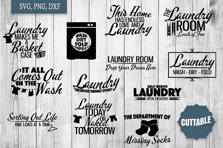 Download Laundry SVG bundle, Laundry cut file bundle, Home quote ...