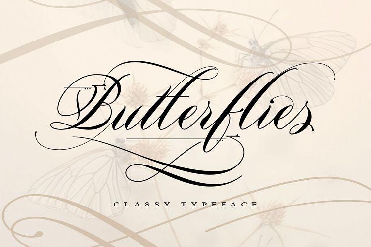 Butterflies example image 1