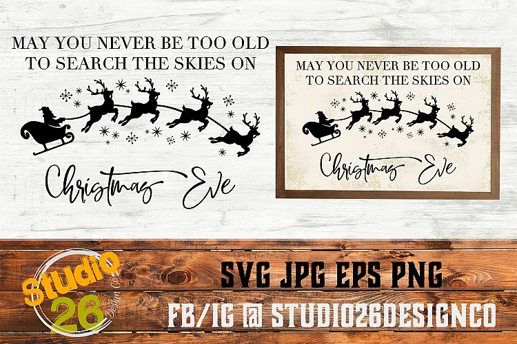 Free Svgs Download Christmas Eve Svg Eps Png Free Design Resources