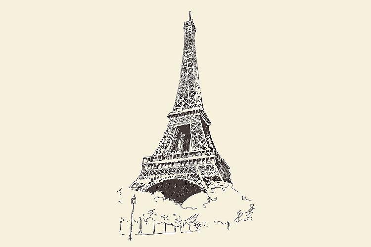 Eiffel Tower, Paris example image 1