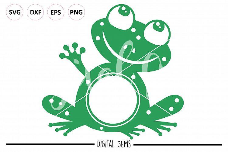 Frog SVG / DXF / EPS / PNG files