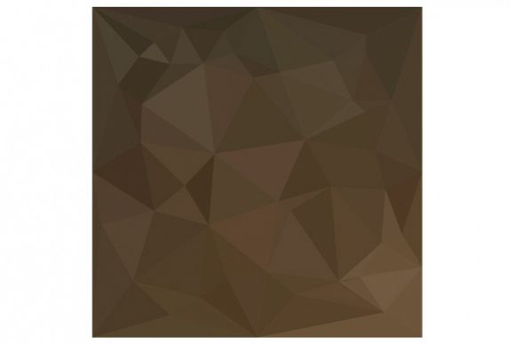 Blast Off Bronze Abstract Low Polygon Background example image 1