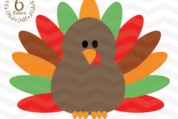 Turkey Svg Turkey Clipart Thanksgiving Turkey 42269