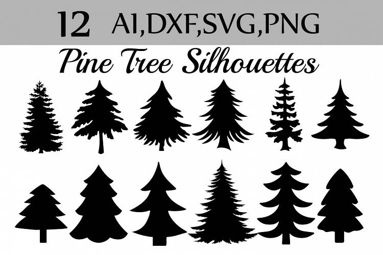 svg pine tree clipart