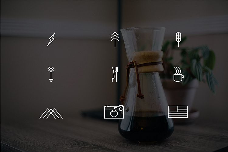 Adventure Icon Pack example image 1