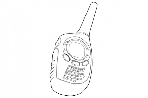 Radio Phone Walkie Talkie example image 1