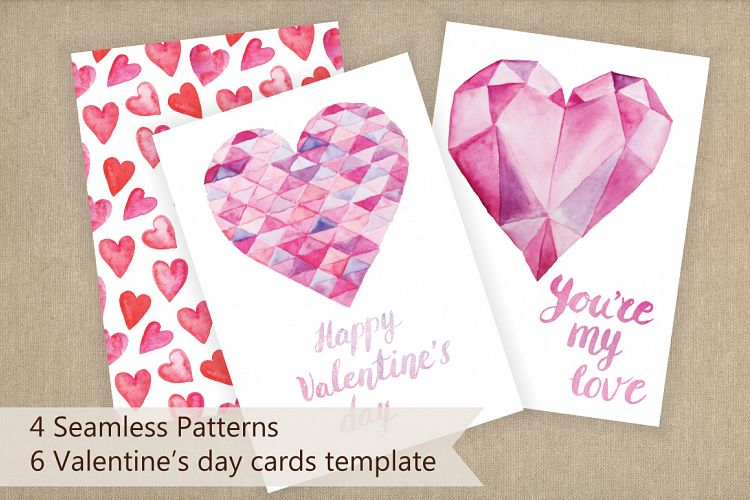 Valentine S Day Cards Template