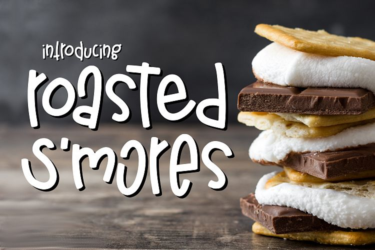 Roasted S'mores example image 1