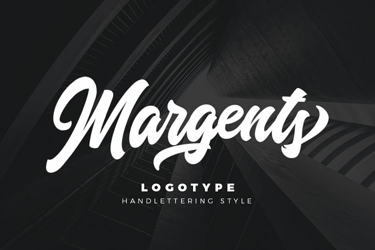 Margents - Logotype example image 1
