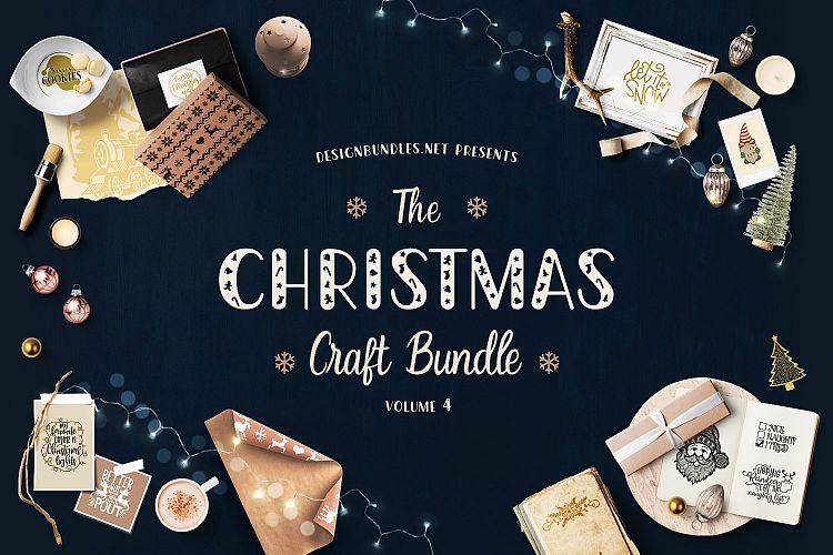 The Christmas Craft Bundle Volume 4