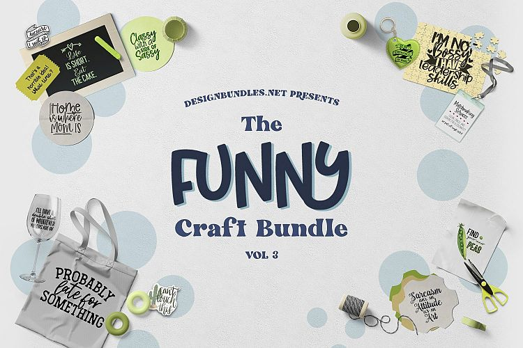 The Funny Craft Bundle 3