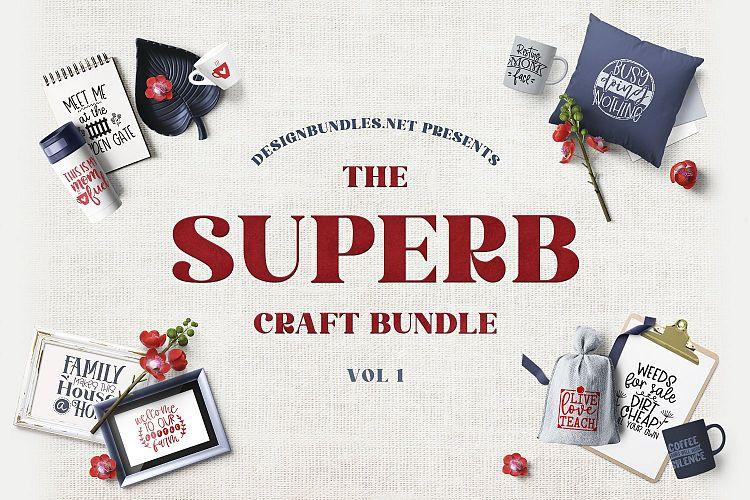 The Superb Craft Bundle Volume 1