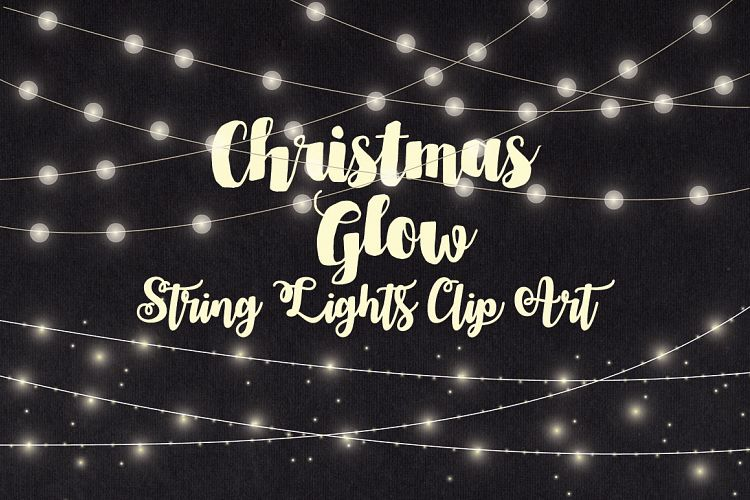 Viewing Product Christmas String Lights