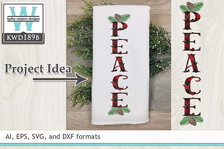Christmas Svg Peace 152955 Cut Files Design Bundles