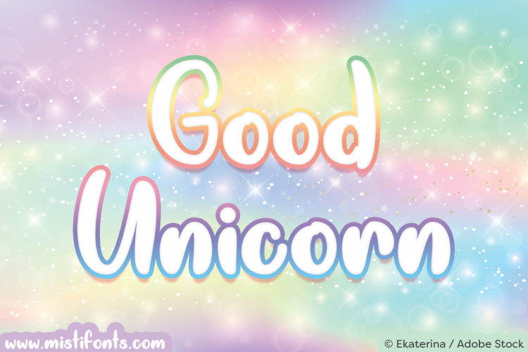 Good Unicorn example image 1