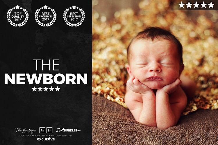 Happy Newborn 100 Ps BUNDLE PACK example image 1