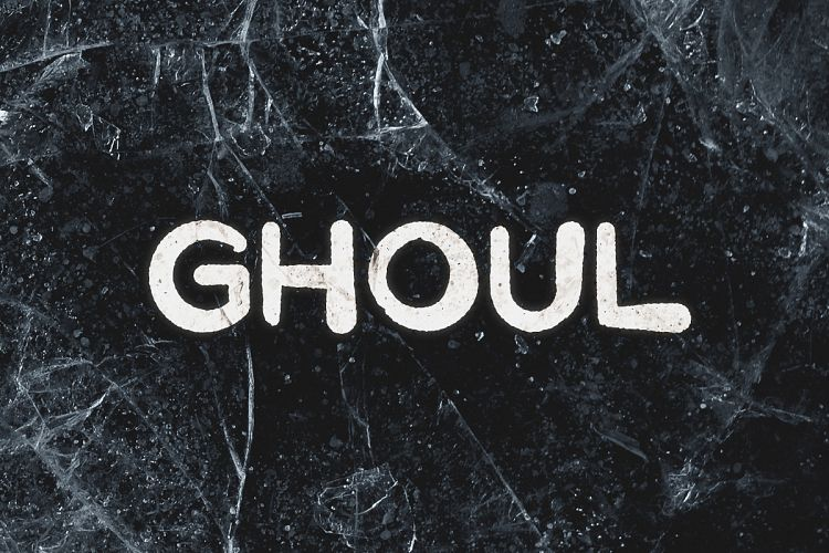 Ghoul Typeface example image 1