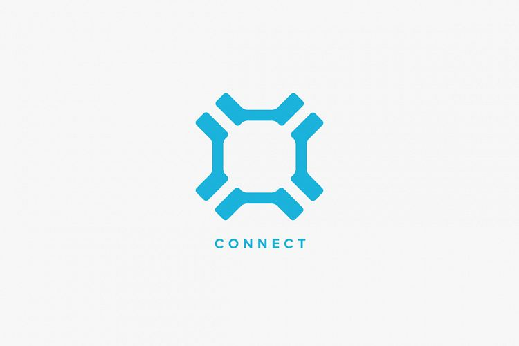Connect Logo Template example image 1